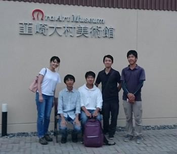 栽培醸造チームと.JPG